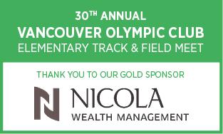 30th Annual VOC Track & Field Meet