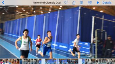 Thomas Ma 2017 Richmond Oval